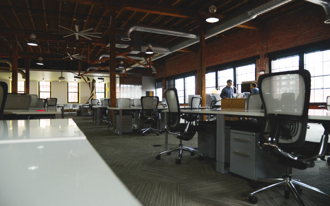 Concentration Difficult in Open-Plan Offices